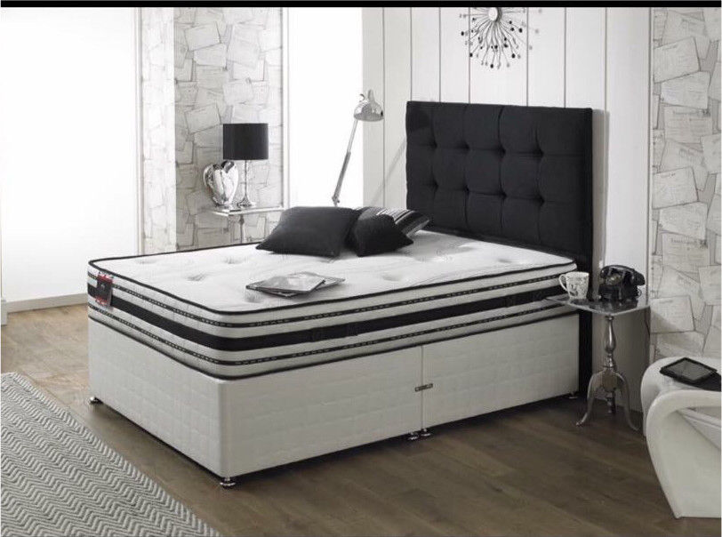 Divan 2000 Pocket Bed With Memory Foam Mattressin Bordesley Green, West MidlandsGumtree - Divan 2000 Pocket Bed With Memory Foam Mattress. Available In Various Sizes.Bed/Mattress Can Be Brought Separate. Sizes 3FT 4FT 4FT6 5FT 6FT We Are Selling These Beautiful Beds At Less Than Half Price, Grab A Bargain! Delivery We Do Free Delivery...