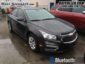 2016 Chevrolet Cruze Limited LT  -  Bluetooth -  A/C