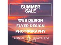 Web Design / Flyer Design /Web Designer/Website Design/Website Developer /Graphic Design