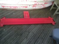 Motorcycle mover, motorbike stand