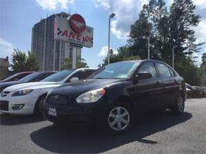 2006 Hyundai Accent GLS SEDAN AUTO AC BLOWS ICE COLD
