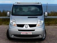 Renault Trafic 2.0dCi ( EU5 ) ( Eco ) SL27 Phase 3 ( Sat Nav ) SL27dCi 115 Sport