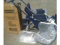 Pierre Cardin Pram/stroller with accessories good condition.