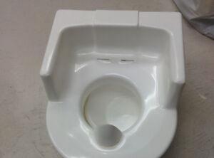 Baby porte-potty