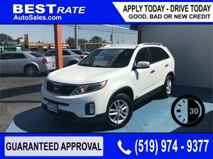 KIA SORENTO AWD - APPROVED IN 30 MINUTES! - ANY CREDIT LOANS