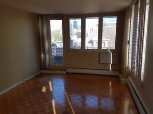 4 1/2 to rent in close proximity of guy-concordia metro / ConU