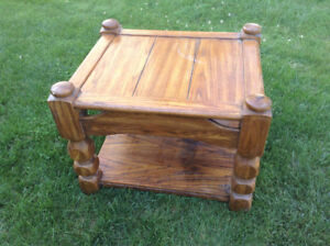 Outdoor furniture for deck or patio, cottage etc..