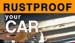 IT'S TIME TO RUST PROOF YOUR VEHICLE!!!!!