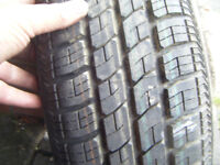 BRAND NEW 175 X 80 X 14 CONTINENTAL TYRE, ON A V W GOLF MK4 1.6 5 STUD STEEL WHEEL,TYRES NEW ,