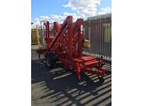Cherry picker for sale 12 meter hight