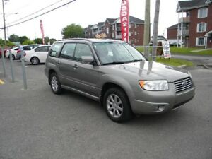 2006 Subaru Forester 2,5XS