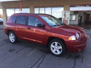 2008 Jeep Compass SPORT SUNROOF A/C,