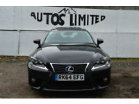 Lexus IS 300h 2.5 ( 181bhp ) E-CVT 2014MY Premier