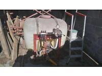 Hardi crop sprayer