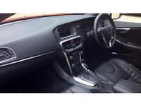 2016 Volvo V40 D2 (120) R DESIGN Pro G/Tronic Automatic Diesel Hatchback