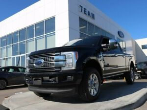 2017 Ford F-350 Platinum