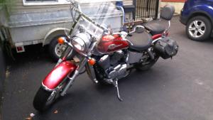Motorcyacle