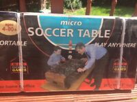 Table Football game still in box