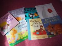 Bundle of 7 Childrens Story Books