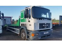 1999 Man f2000 with beavertail body,
