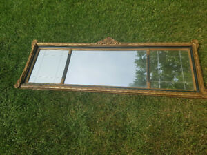 lovely 1930s wall mirror
