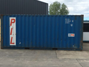 Sale of Sea Shipping Containers