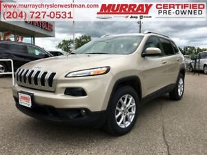 2015 Jeep Cherokee North 4WD *Selec-Terrain* *Nav* *Backup Cam*