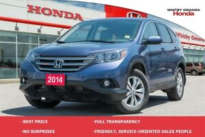 2014 Honda CR-V EX-L (AT)