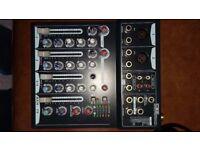 Pro FX 4 ch mixer