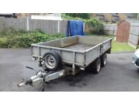 Ifor Williams Flatbed Trailer