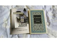 Two books on Judaism