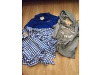 3 HOLLISTER items for £4.00