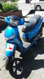 The 2015 Scooter 125cc