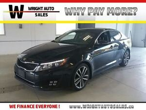 2014 Kia Optima SX|GDI|LEATHER|SUNROOF|BACKUP CAM|63,953 KMS