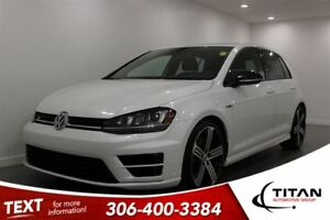 2016 Volkswagen Golf R Turbo|AWD|Leather|Fender Audio|Rare!!!