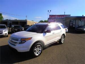 2011 FORD EXPLORER XLT 7 PSSGR LTHR NAVIGATION 4X4 EASY FINANCE