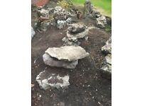 Rockery Rocks /Stones