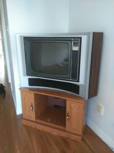 Zenith Advanced System 3 Vintage TV