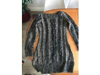 Women's jumper and cardigan