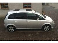 Vauxhall Meriva Design - not Clio, C Max, Corsa, polo, Golf. Quick sale