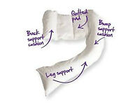 Dreamgenii pregnancy & feeding support pillow - £20