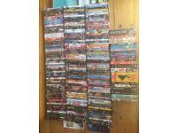 DVD BUNDLE JOB LOT over 265 DVDs car boot bulk sale box set