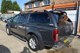 Nissan Navara 2.5dCi Double Cab Pickup Outlaw 2009 CHEAPEST ON THE NET!!!