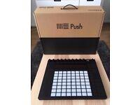 Ableton Sound Board Push 2