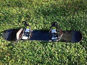Burton snow board