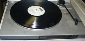 Vintage AKAI Direct Drive Stereo Turntable AP-A201 Made in Japan