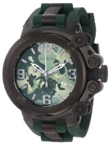 Invicta Men's 11672 Coalition Force Chronograph Green Camouflage