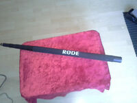 Rode Boompole Boom Pole for Location Recording