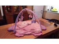 Girl play mat for sale