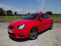 2015/65 SEAT Ibiza edit 1.2 TSI I-TECH SportCoupe 3dr
